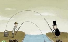 Tại sao chúng ta cứ 'phát điên' vì những người giàu?