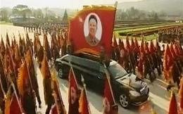 Triều Tiên 'trưng' siêu xe triệu đô trên truyền hình