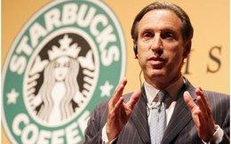 Howard Schultz đã cứu Starbucks khỏi phá sản như thế nào?