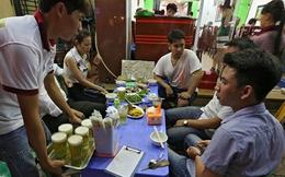 Cấm bán bia trên vỉa hè: Lại thừa giấy vẽ voi