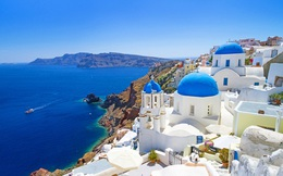 9 bức ảnh tuyệt đẹp khiến bạn muốn ghé thăm đảo Santorini, Hy Lạp ngay lập tức