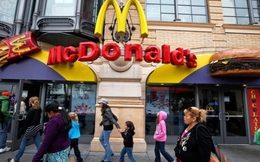 McDonald's gặp thách thức 'thiên niên kỷ'