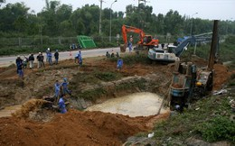 Vỡ ống nước sạch sông Đà: Lộ 'bí mật' khó tin của Vinaconex