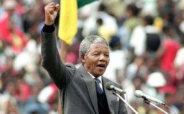 Cuộc đời huyền thoại Nelson Mandela qua ảnh