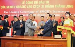 Tập đoàn của đại gia Vũ Văn Tiền bán 70% cổ phần của Xi măng Thăng Long
