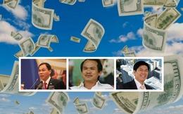 "Tăng nóng, 20 người giàu nhất TTCK ""kiếm"" được gần 5.000 tỷ đồng"