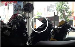 Thị trường xe máy ế ẩm