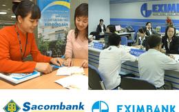 Quy mô của Eximbank-Sacombank khi hợp nhất như thế nào?