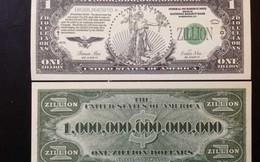 Tiền lì xì hiếm: 1 tỷ đô la Mỹ