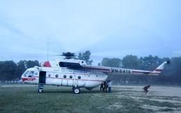 Thuê trực thăng ở Việt Nam: Hơn 100 triệu đồng/giờ