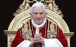 Giáo hoàng Benedict XVI sắp thoái vị