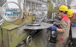 [Inside Factory] Khám phá nhà máy bồn nước inox Sơn Hà