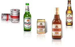 Habeco - ngự trị thị trường bia miền Bắc