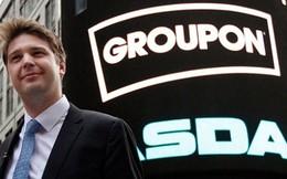 CEO Groupon bị sa thải, cổ phiếu tăng mạnh