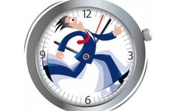 Quý trọng thời gian - sự khác biệt giữa doanh nhân và người thường
