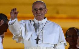 Lần đầu tiên có giáo hoàng là người châu Mỹ
