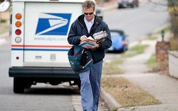 Nỗi khổ ngành bưu chính