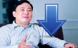 Giá trị cổ phiếu của ông chủ Alphanam bốc hơi 660 tỷ trong 1 tháng