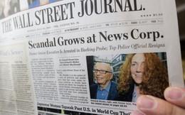 Trùm Murdoch chia đế chế truyền thông làm hai nửa giải trí và xuất bản