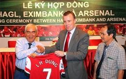 Những người hưởng lợi khi Arsenal đến Việt Nam