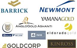 Các công ty vàng lớn nhất thế giới: Họ là ai và họ lớn như thế nào?