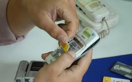 Nóng việc cướp sim điện thoại để trộm tiền
