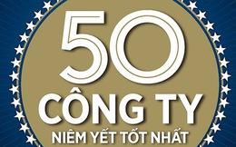 Forbes Việt Nam công bố 50 công ty tốt nhất sàn chứng khoán