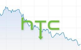 Doanh thu giảm mạnh, HTC đứng trên bờ vực thẳm