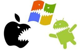 Nhà phát triển ứng dụng thích Android hơn hay iOS hơn?