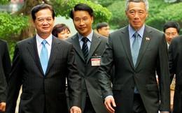 Thiết lập quan hệ đối tác chiến lược Việt Nam - Singapore bao gồm 5 trụ cột