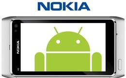 """Nokia thử nghiệm """"dế"""" Android trước khi """"bán mình"""" cho Microsoft"""