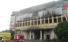 Cháy Trung tâm thương mại Hải Dương: Thiệt hại từ 300-400 tỷ đồng