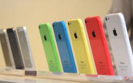 Quá ế ẩm, iPhone 5c đại hạ giá tại nhiều nơi