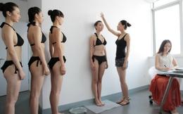 Người mẫu Trung Quốc bị ví như món hàng