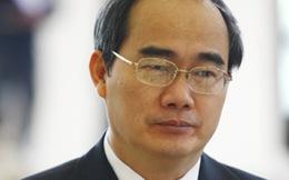 Trình Quốc hội miễn nhiệm Phó Thủ tướng Nguyễn Thiện Nhân