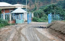 Vụ hàng trăm người vây công ty vàng Phước Sơn đòi nợ: Tạm thời đóng cửa nhà máy