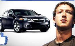 Siêu giàu, nhưng Mark Zuckerberg chỉ đi một chiếc xe 'rẻ tiền'