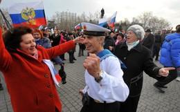 Gần 96% cử tri Crimea muốn sáp nhập Nga