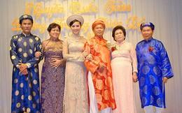 Tân chủ tịch Ngân hàng Nam Á là chồng Á hậu Dương Trương Thiên Lý