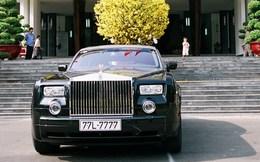 Chiếc Rolls Royce của bà Bạch Diệp: Biển số 7777 có giá bằng 2 cái sân tennis