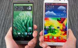Smartphone đáng mua nhất tháng 5/2014