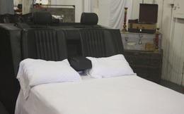 Consolatio Car Bed - Chiếc giường dành cho người mê xe hơi
