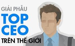 [Infographic] Giải phẫu Top CEO trên thế giới