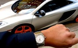 Đồng hồ xịn và xe sang - Sự kết hợp hoàn hảo (P1)