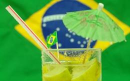Thưởng thức Caipirinha trước giờ G - Cocktail mang hương vị World Cup 2014