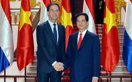 Việt Nam - Hà Lan ký kết nhiều văn bản hợp tác