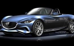 Xe thể thao Mazda MX-5 nhẹ hơn 100kg ra mắt vào tháng 9