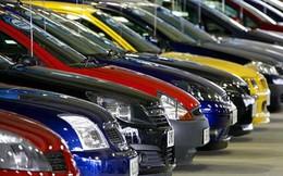 Thị trường ô tô khởi sắc trở lại