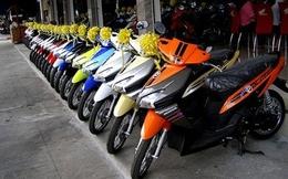 Ế ẩm thị trường xe máy
