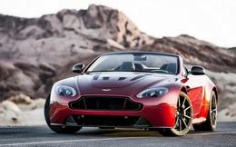 V12 Vantage S Roadster - Chiếc mui trần nhanh nhất, mạnh nhất của Aston Martin